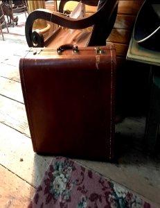 antique suitecase