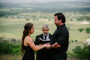 Outdoor marriage