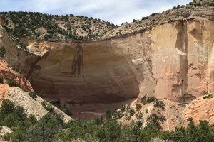 Scenic Rock cliffs