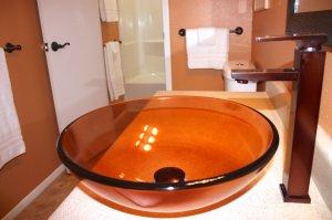 batroom wash basin