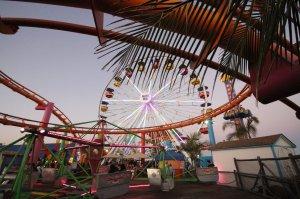 Pacific park amusement park