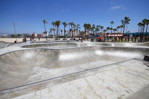 skate park bowls