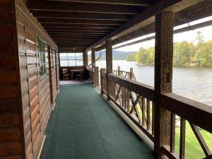 Steamboat Landing Deck