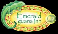 Emerald Iguana Inn Logo