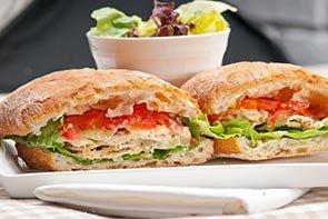 sandwich restaurant near William Seward in Westfield, New York