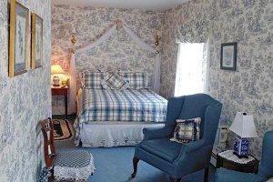 B. Seward Room at William Seward Inn in Westfield, NY