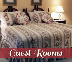 Guest Rooms at William Seward Inn