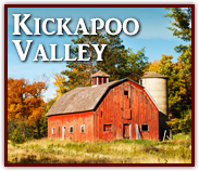 Kickapoo Valley Day Tour in Southwest Wisconsin