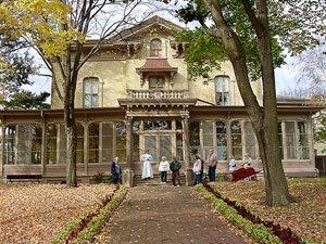 Wisconsin Villa