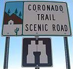 Coronado Trail Scenic Road