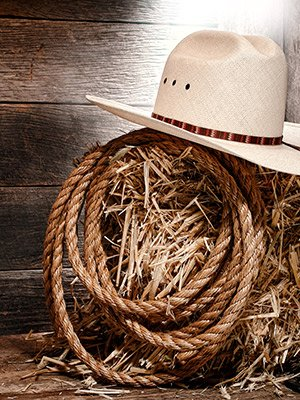 Cowboy Etiquette at Trappers Rendezvous Western Cabins in Williams, Arizona
