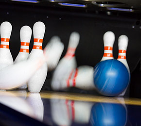 Bowling in Lake Arrowhead California