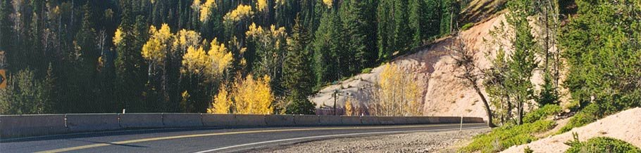 Utah Scenic Byways near Canyon Lodge Motel in Panguitch, UT Photo by A. E. Crane