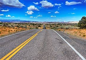 Utah Scenic Byways near Canyon Lodge Motel in Panguitch, UT Photo by Wolfgang Staudt