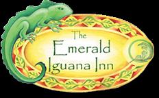 The Emerald Iguana