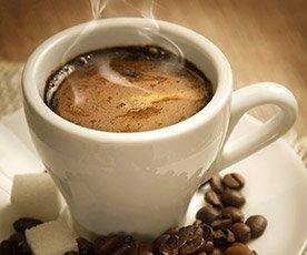 Coffee in Sun Valley Idaho