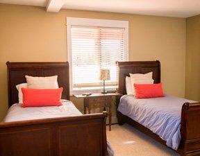 Camas Prairie Room at The Inn at Ellsworth Estate in Sun Valley, iD