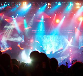 Concerts at the Nassau Coliseum