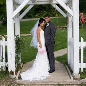 Wedding at Country Pleasures B&B in Cashton, WI