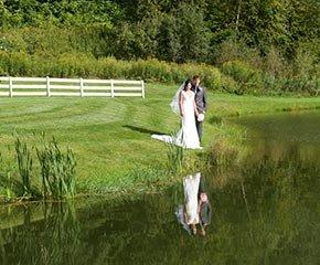 Barn Weddings at Country Pleasures B&B in Cashton, Wisconsin