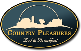 Country Pleasures Bed and Breakfast in Cashton, Wisconsin