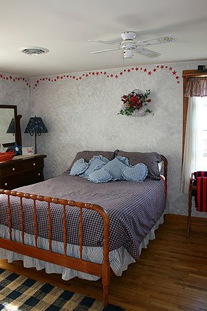 Macy Room at Country Pleasures in Cashton, WI