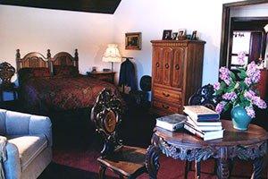 Master Bedroom at Insel Haus