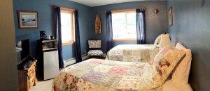 Room 2 at Eyak Inn