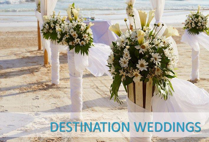 Destination Weddings at La Gaviota Tropical in Costa Rica