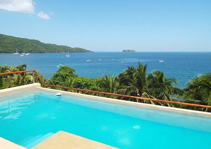 La Gaviota Tropical in Playa Hermosa GTE Costa Rica