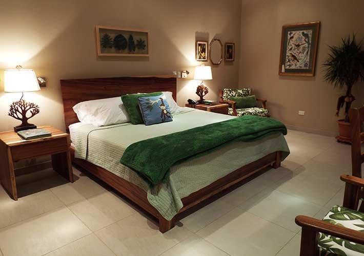 Guest Room at La Gaviota Tropical in Playa Hermosa GTE Costa Rica