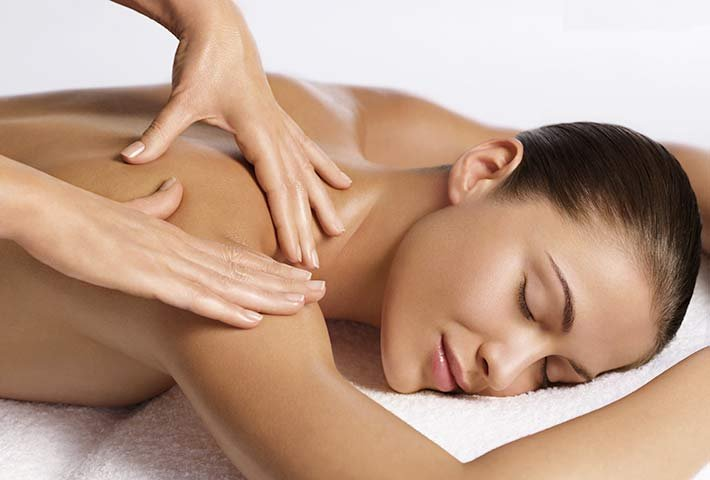 Massage at Gold Mountain Manor in Big Bear Lake, CA