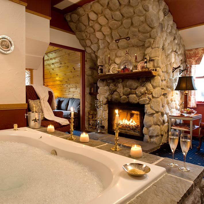 Presidential Suite at Gold Mountain Manor