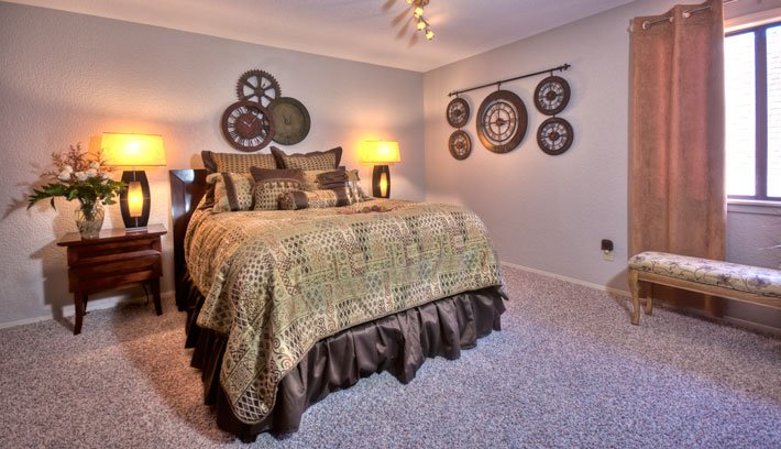 Bed Room Kaibab Adobe Village Graham Inn
