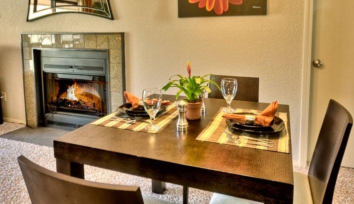 Dining Room Kaibab Adobe Village Graham Inn