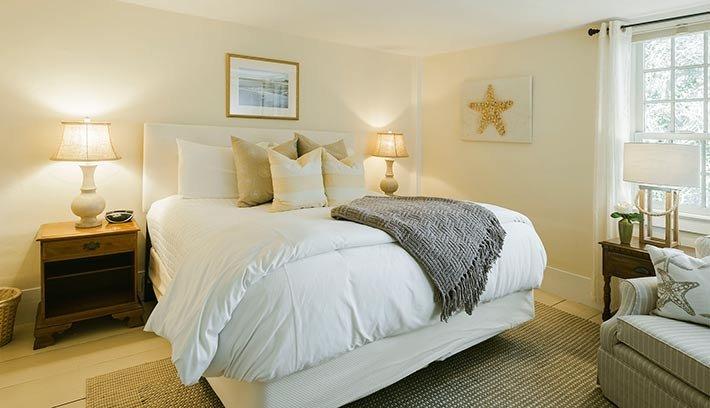 Deborah Room at Sea Meadow Inn in Brewster, MA