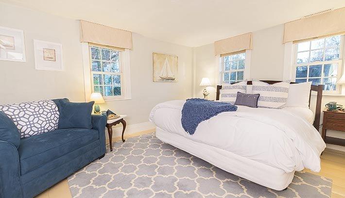 Hattie Mae Room at Sea Meadow Inn in Brewster, MA