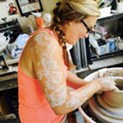 Diane Heart Pottery