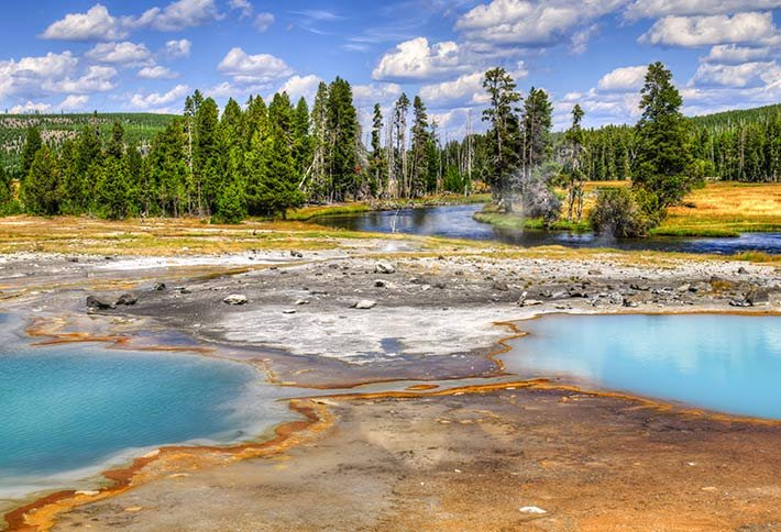 Yellowstone near The Crossing B&B in Billings, Montana