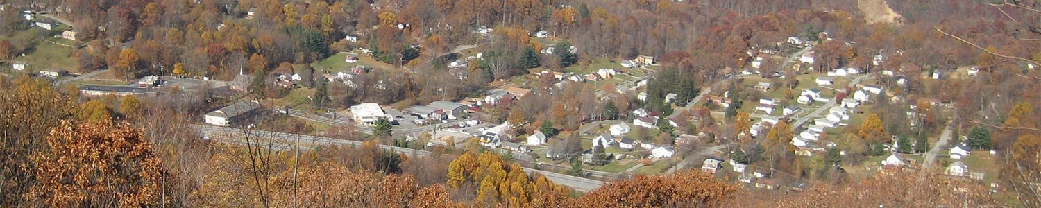 area attractions near pipestem RV park and campgrounds photo by Coal town guy