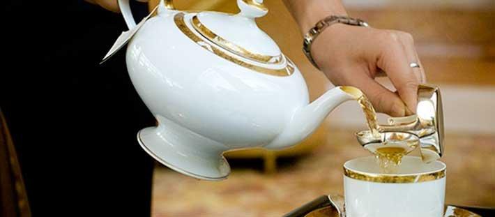 High Tea at Voss Inn in Bozeman, MT