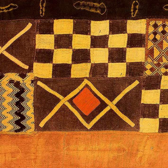 African Textiles in Voss Inn Gift Shop