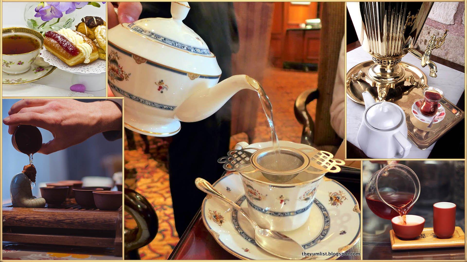 ITMA Certified Tea Sommelier Training