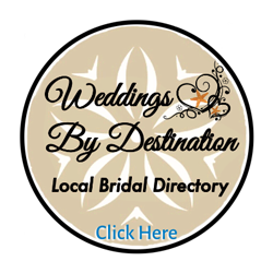 Weddings By Destination's Logo for Local Bride Directory