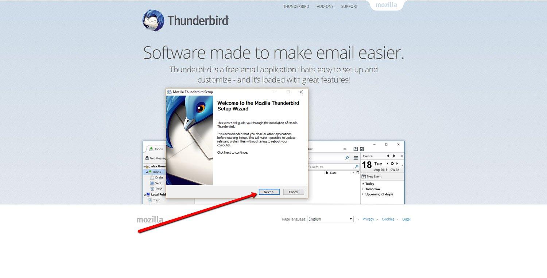 Set Up Thunderbird Email Client 6