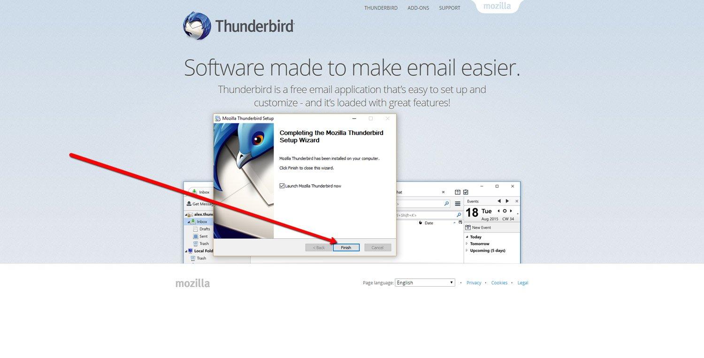 Set Up Thunderbird Email Client 9