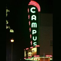 the campus theater