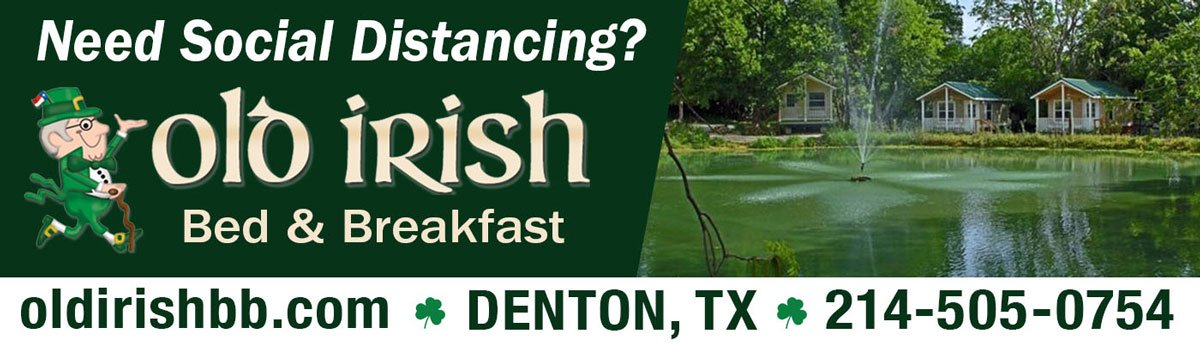 Need Social Distancing? Old Irish Bed & Breakfast