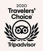 Tripadvisor 2020 Travelers Choice Award