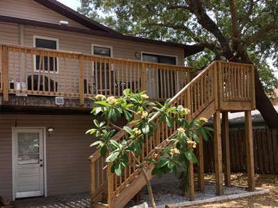Indian Rock Beach Apt A at Carter Vacation Rentals
